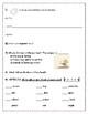 Chicken Little (by Kellog) worksheets