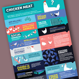 Infographic | Chicken Meat: Where Does It Come From?