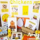Chicken Reading Unit