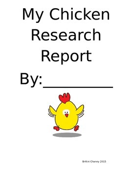 Chicken Research Project