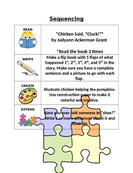 Chicken Said Cluck Think Tank