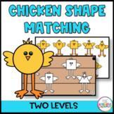 Chicken Shape Matching