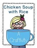 Chicken Soup with Rice: A Craftivity