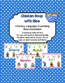 Chicken Soup with Rice Story Companion