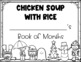 Do You Like Chicken Soup with Rice? Graphing Activity