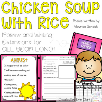 Chicken Soup with Rice: Poems for Each Month