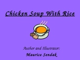 Chicken Soup with Rice PowerPoint