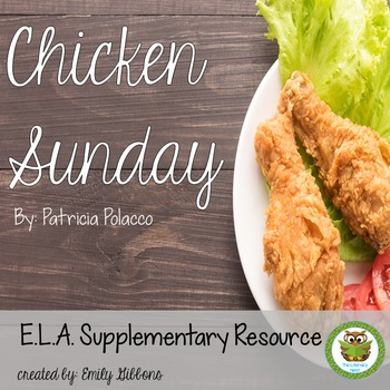 Chicken Sunday Book Unit: Pairing Fiction With Non-Fiction (common core aligned)