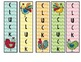 Chicken Themed Library Bookmarks