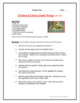 Chicken and Cheese Snack Wrap Recipe- Organized for a FACS Class!