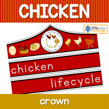 Chicken life cycle crown