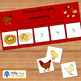 Chicken life cycle sequencing activity worksheet