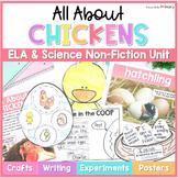 Chicken Non-Fiction ELA & Animal Science Unit