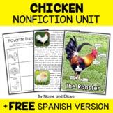 Nonfiction Chicken Activities