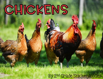 Chickens: A Nonfiction Text, Activities, and Assessment