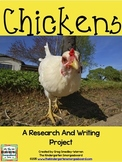 Chickens Research And Writing Project