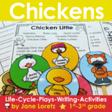 Chickens (An ELA and Science unit)