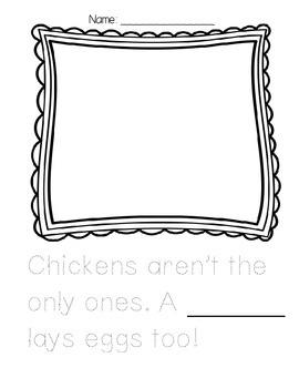 Chicken's Aren't the Only Ones