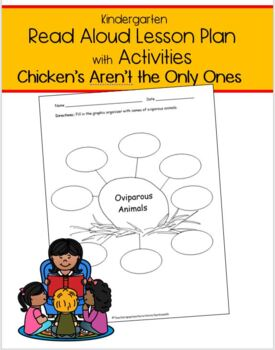 Chickens Aren't the Only Ones Common Core Read Aloud Lesson Eggs Life Cycle