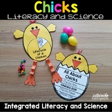 Chickens Chicks Nonfiction Unit - All About Spring Animals