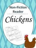 Chickens Info Book - Non Fiction