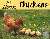 Chickens Life Cycle and Hatching Mini Unit