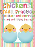 Chickens: STAAR Revising and Editing Practice