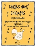 Chicks & Chickens, by G. Gibbons, Comp. Questions and Project Sheets