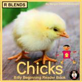 Chicks Consonant R Blends Decodable Beginning Reader Book