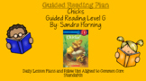 Chicks! (Level G) Guided Reading Plan