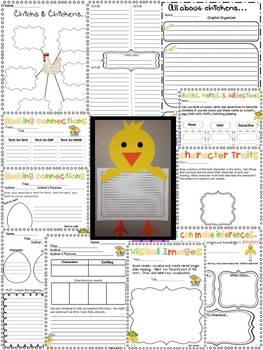 Chicks: Reading, Writing, & Science Egg-Stravaganza