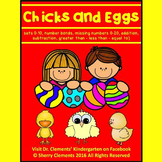 Chicks and Eggs (Kindergarten Math)