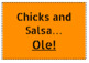 Chicks and Salsa Book Activity for Music Percussion Instruments
