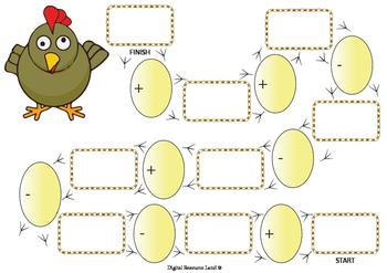 Chicky Wicky Math Pack