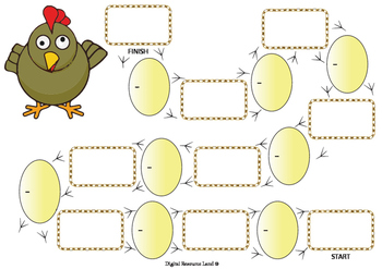 Chicky Wicky Math Subtraction