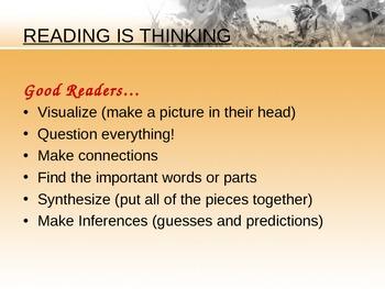 Chief Joseph Common Core Reading Lesson