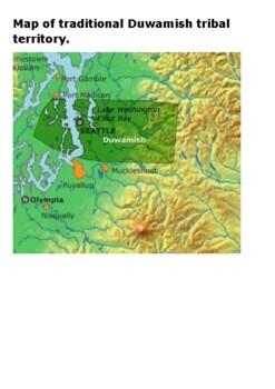 Chief Seattle Handout