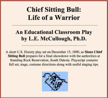Chief Sitting Bull:  Life of a Warrior