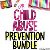 Child Abuse Prevention & Erin's Law BUNDLE!