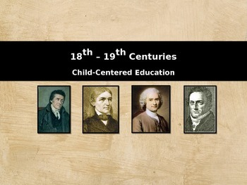 Child-Centered Philosophies of Education
