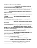 Child Development Exam STUDY GUIDE ONLY