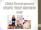 Child Development bundle Final Review, Test prep, project, and final days