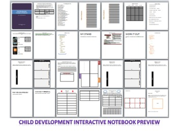 Child Development Interactive Notebook