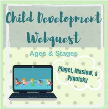 Child Development Theorist Webquest Ages & Stages