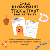 Child Development Trick or Treat Bag Activity (Family and Consumer Sciences)