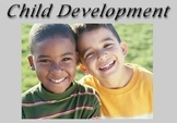 Child Development Bundle unit 2 Genetics, Birth Defects, and Reproduction
