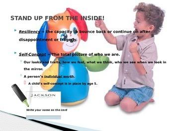 Child Development unit 1 day 5 power point Building Self-Concept