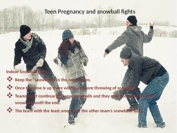 Child Development unit 2 day 4 Power point Teen Pregnancy