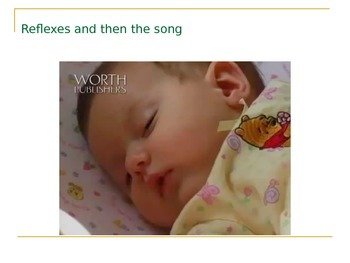 Child Development unit 4 day 3 power point Understanding infant crying