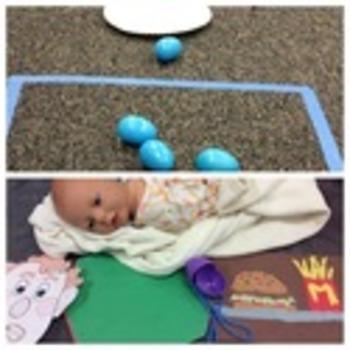 Child Development unit 5 day 2 lesson plan Toddler emotional development